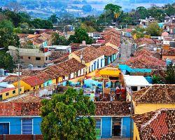 Barevné uličky Trinidadu