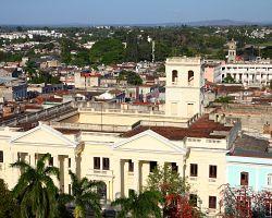 Panorama města Santa Clara