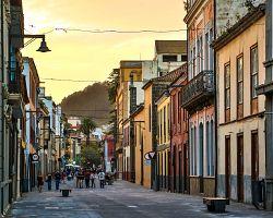 Historické centrum města La Laguna