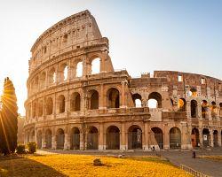 Koloseum v plné kráse