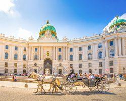 Královský palác Hofburg