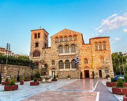 Bazilika sv. Démétria v Soluni