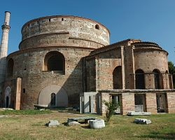 Rotunda je součástí památek UNESCO