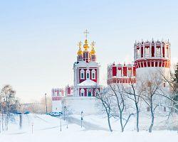 Areál Novoděvičího kláštera
