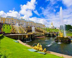 Palác v Petrodvorci