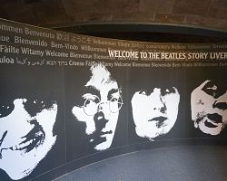 The Beatles Story v Liverpoolu