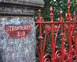 The Strawberry Field, Liverpool