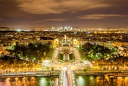To nejlepší z Paříže + EIFFELOVA VĚŽ + VERSAILLES (letecky z Prahy)