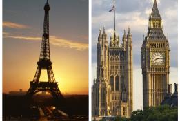 To nejlepší z Paříže + LONDÝN (letecky z Prahy)
