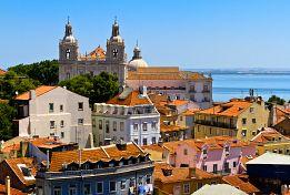 To nejlepší z Lisabonu + MOŘE (letecky z Prahy)