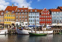To nejlepší z Kodaně + KRONBORG (letecky z Prahy)