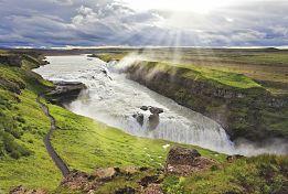To nejlepší z Islandu (letecky z Vídně)