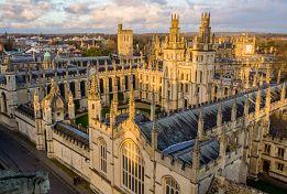 To nejlepší z Londýna + CAMBRIDGE + OXFORD (letecky z Brna)