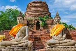 To nejlepší z Bangkoku + AYUTTHAYA + KANCHANABURI (letecky z Prahy)