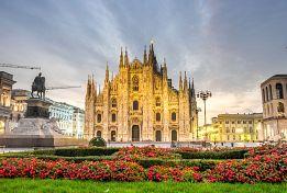 To nejlepší z Milána + NÁKUPY (letecky z Ostravy)