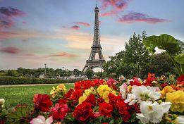 Květinová Paříž + BOULOŇSKÝ LESÍK (letecky z Prahy)