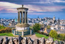 To nejlepší z Edinburghu + HOLYROOD PALACE (letecky z Bratislavy)