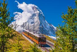 To nejlepší ze Švýcarska + MATTERHORN (autobusem)