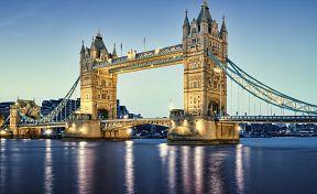 Ilustrace Anglie / Velká Británie
