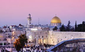 Ilustrace Izrael