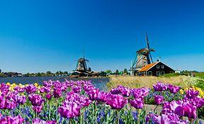 Ilustrace Holandsko / Nizozemsko