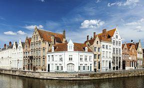 Ilustrace Belgie