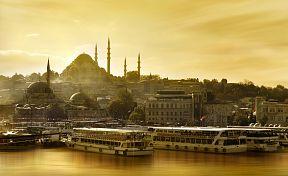 Ilustrace Turecko