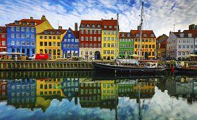 Ilustrace Dánsko