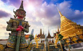 Ilustrace Thajsko