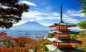 Ilustrace Japonsko