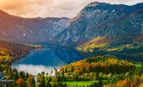 Ilustrace Slovinsko