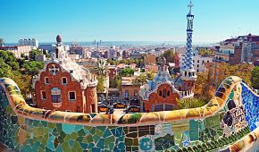 Gaudího Parc Güell
