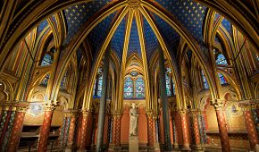 Kaple Sainte Chapelle