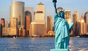 Socha Svobody - symbol Ameriky