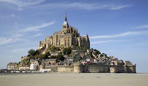 Opatství Mont Saint Michel