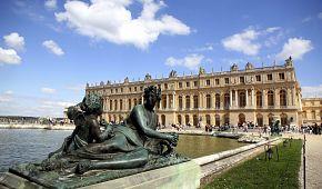 Nádherný zámek Versailles