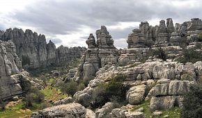Národní park El Torcal