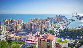 Málaga je živý přístav