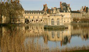 Královský zámek Fontainebleau