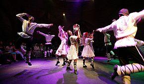 Vystoupení Rhythm of dance