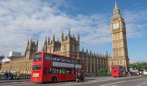 Slavné londýnské doubledeckery