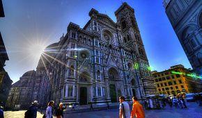 Santa Maria del Fiore ve Florencii