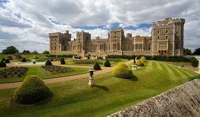 Královský hrad Windsor Castle