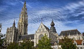 Katedrála Panny Marie v Antverpách