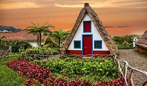 Kouzelné domečky v Santaně