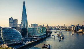 Londýnský mrakodrap Shard