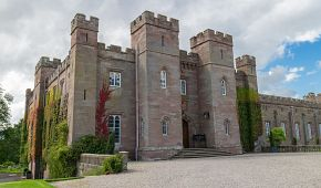 Historický Palace Scone