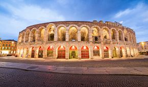Monumentální Arena di Verona
