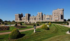 Královský hrad Windsor a zahrady
