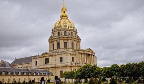 Invalidovna je považována za vrchol francouzského baroka